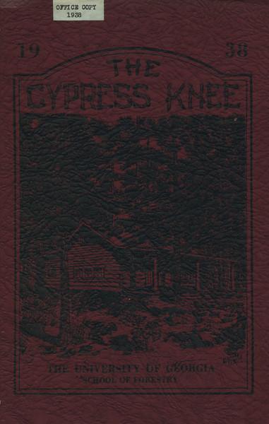 1938 Cypress Knee