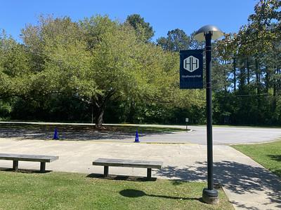 Heathwood campus April 2020