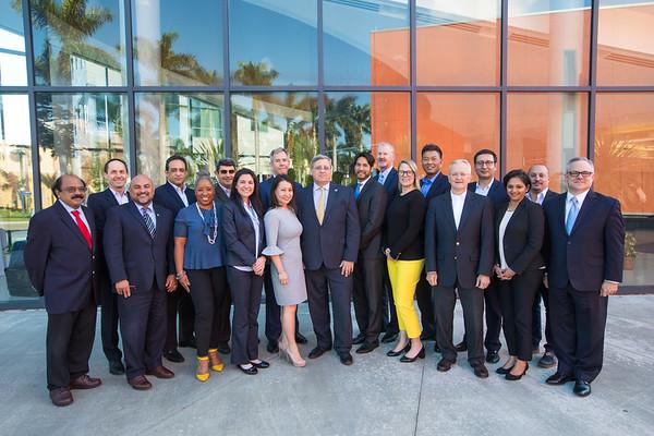 3/9/18 FIU Business Panel Photos