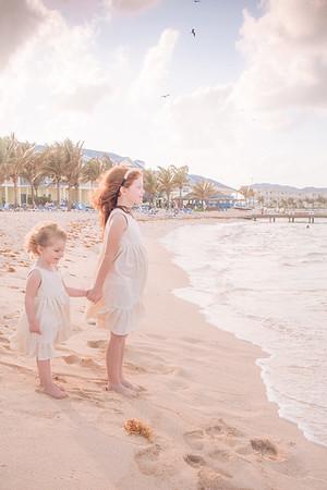 3-Cayman/Ellie & Layla Photo Shoot, Family