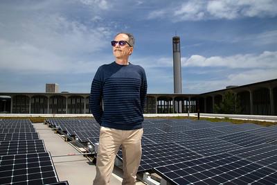 Richard Perez and Renewable Energy