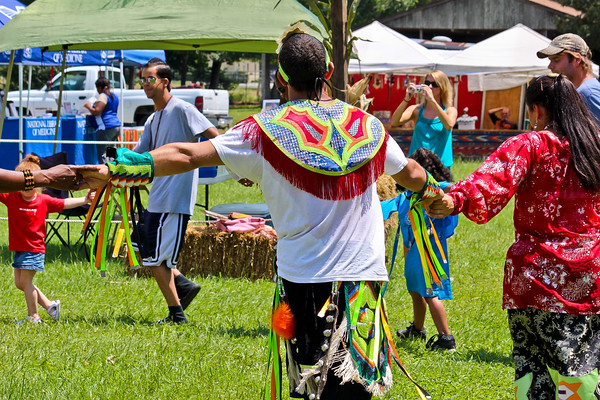 Cheroenhaka Indian Pow Wow