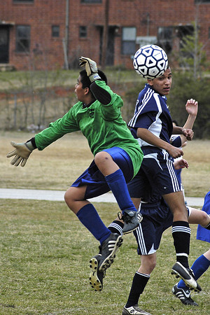 Beck Academy Soccer v. Mauldin