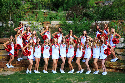 SFHS Cheer 2016-2017