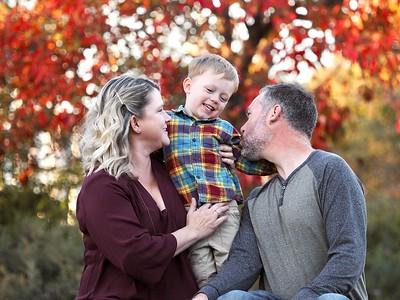 Family: Sean and Daria 2020