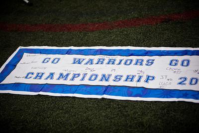 2011 Warriors Lacrosse Championship