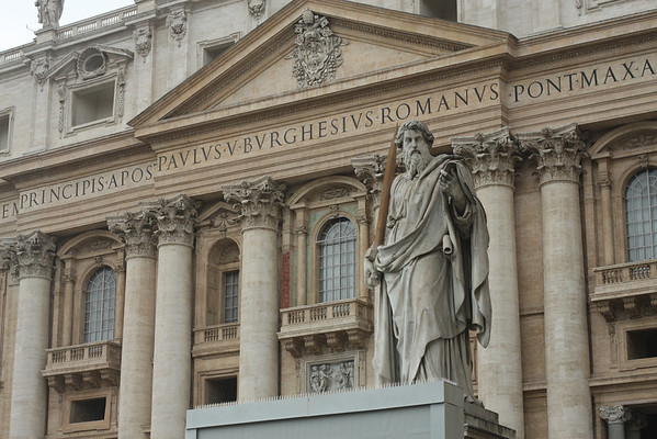 Rome: St Peter's Basilica