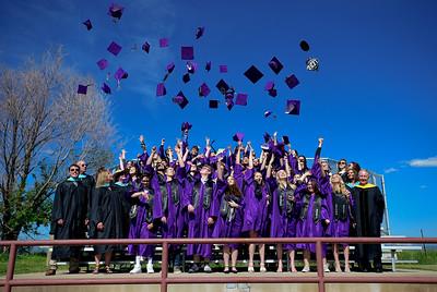 Photos: St. Vrain Online Global Academy Graduation