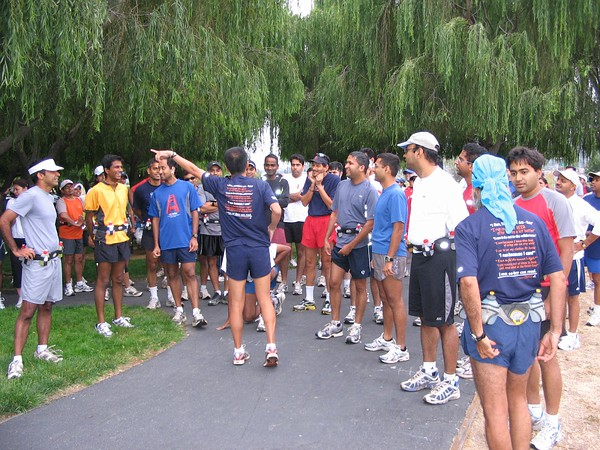 Week 21 Training run