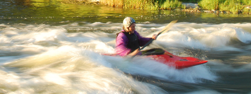 kayaking -Housatonic