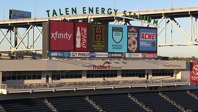 Varsity Soccer vs. EA  at Talen Energy Stadium
