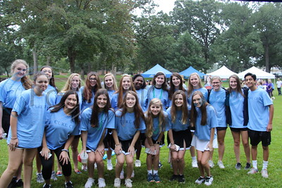 9/29/18 Great Strides Walk For Cystic Fibrosis by Susan Wells
