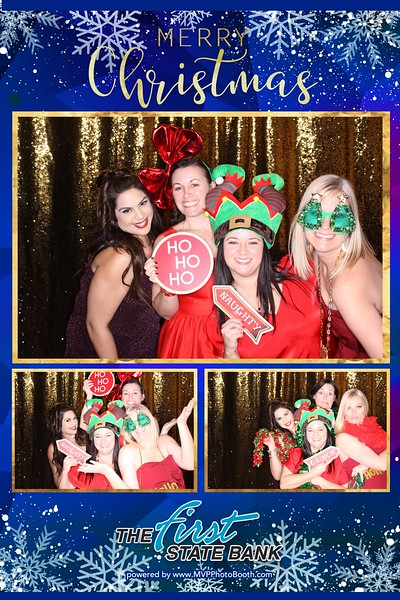 The First State Bank Christmas Party 2019