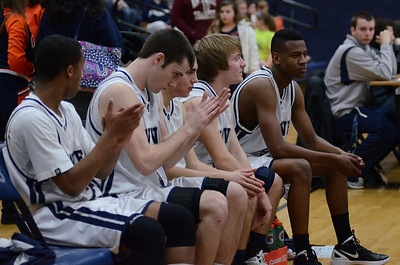 Oswego East boys soph. Vs Oswego 2012