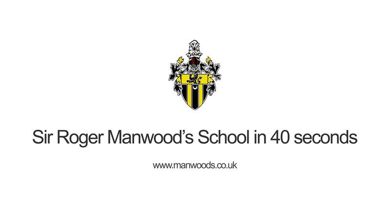 Sir Roger ManwoodÔÇÖs School in 40 seconds.mp4