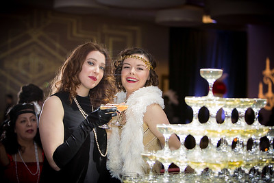 Chicago Marriott Naperville - Great Gatsby Gala - January 29, 2017