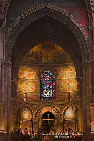 Notre dame de Strasbourg Cathedral