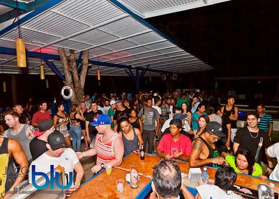 Wednesday Reggae Party Jaco blu April 10, 2014