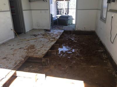 Shop floor replacement