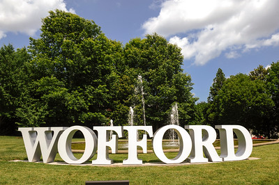 Wofford Sign