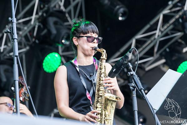 The Allison Au Quartet - Festival de Jazz de Montreal 2018