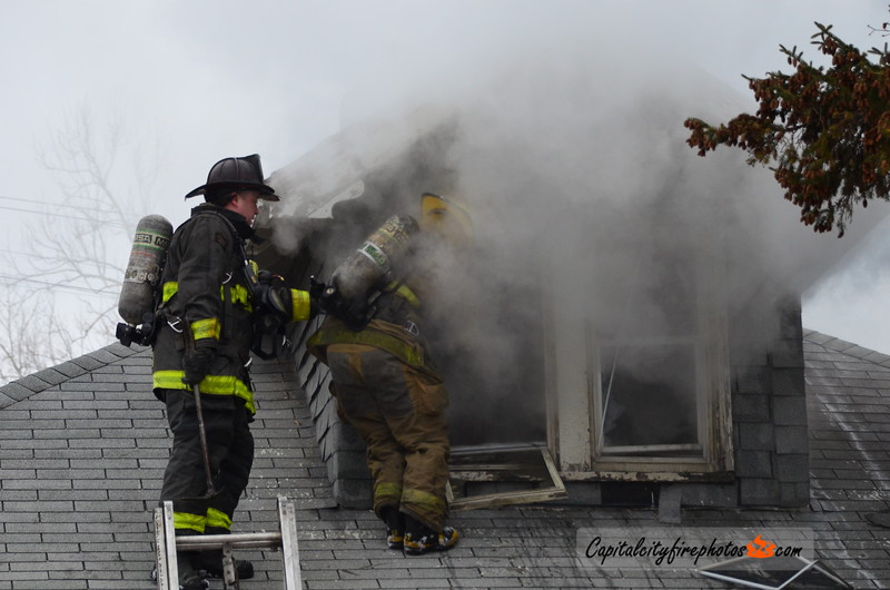 2/17/18 - 13501 Anglin St - 1048 hours – Engines 56, 44, Highland Park Engine 1, Hamtramck Engine 3, Ladder 18, Squad 3, Chief 8. Engine 56 stretched on a 2 story, occupied, dwelling. Chief 8 had fire in 2 dwellings, holding all companies.