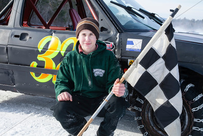 Week 3 - 9 Feb 2014 - Lakes Region Ice Racing Club