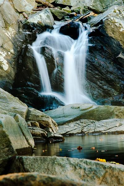 Big Falls & Scotts Run Virginia