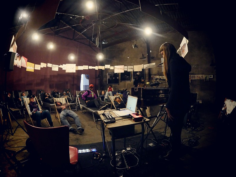 le dimanche à 14h : Kate Fletcher - Orlando - https://katefletcher.bandcamp.com/album/orlando-solo
