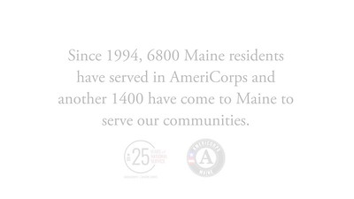 AmeriCorps in Maine: Its Lasting Impact