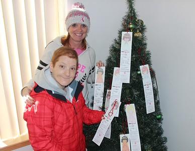 Angel Tree Story, Salvation Army, Tamaqua (11-18-2014)