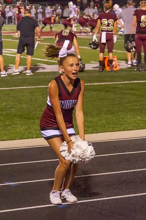 2019-08-16 Olivia Cheerleading at Lone Peak