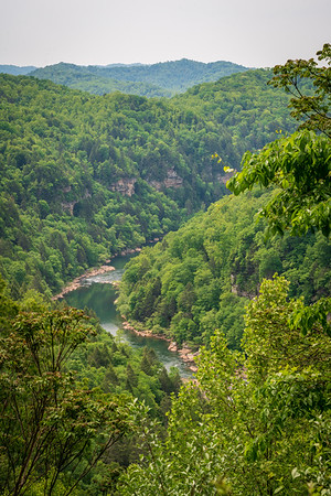 Gauley River National Recreation Area