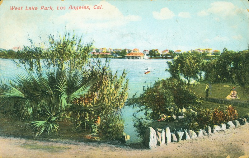 West Lake Park Corner