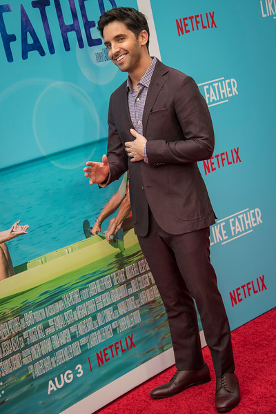 HOLLYWOOD, CA - JULY 31: Paul Downs arrives at the Premiere Of Netflix's 'Like Father' at ArcLight Hollywood on Tuesday, July 31, 2018 in Hollywood, California. (Photo by Tom Sorensen/Moovieboy Pictures)