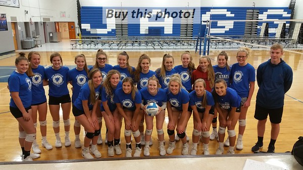 BBE volleyball prepares for playoffs 10-24