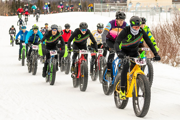 Tour of Anchorage Fat Bike