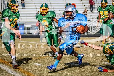 Huntingtown vs Queen Anne, Freshman 10-22-15