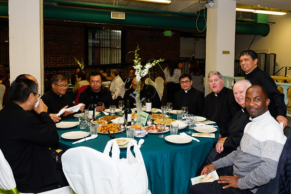 Fr. Senic 30th Anniversary Party
