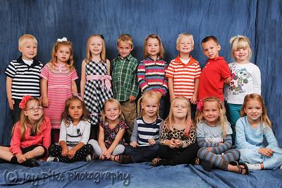 2012 Class Photos