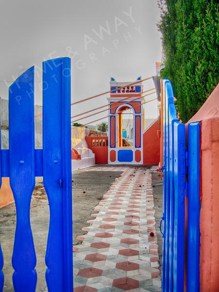 Oia's Gateway