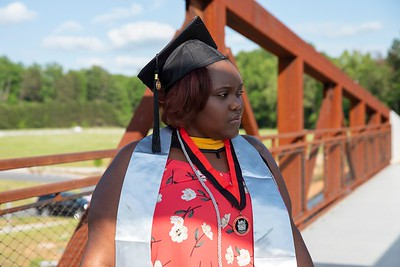 20190503 Julisa Williams Cap and Gown Ed