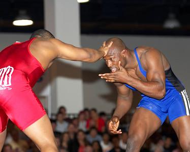 Men's Freestyle Championships 96 Kg Ron Cormier (Gator WC) def Muhamed Lawal (Gator WC)