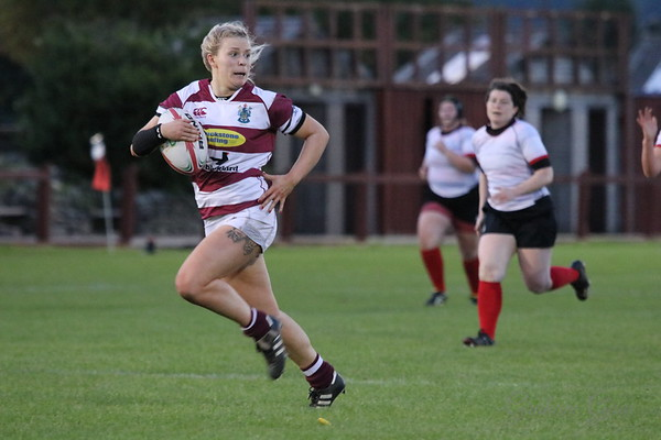 Stirling County v Watsonian Ladies