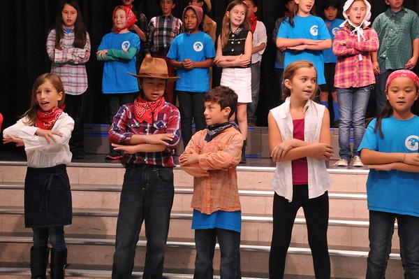 2014 Cornerstone John Brown Performance (4th grade)
