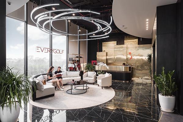 EveryGolf - Minh Nguyễn Design
