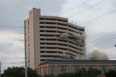 2012 06-01 Good bye Plaza Hotel College Station