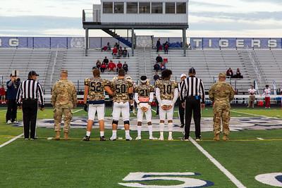 2019-10-11 -- Twinsburg Tigers Varsity Football vs Brecksville Boradview Hts Varsity Football
