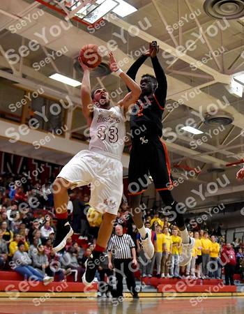 Valley @ Fort Dodge Boys Basketball