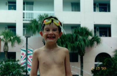Aric Childhood Pics-Florida